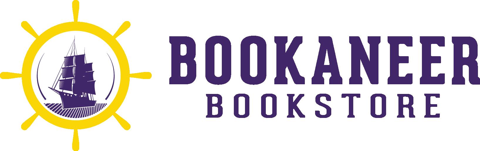 Bookaneer Bookstore Logo
