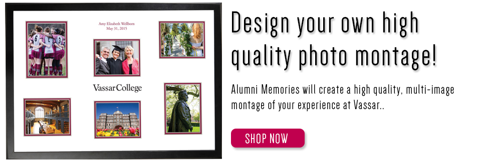 Get your Alumni Memories Montage!