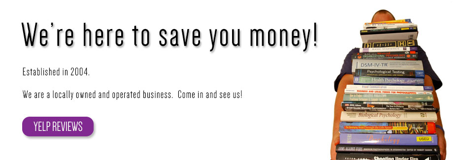 We're here to save you money!