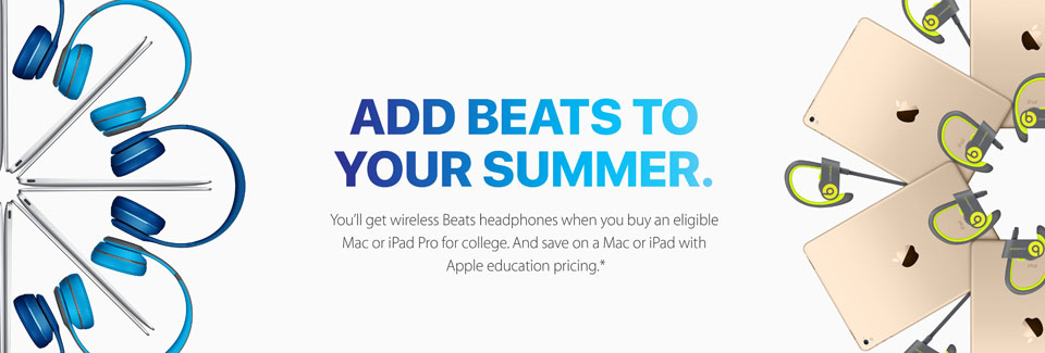 Get your Beats today!